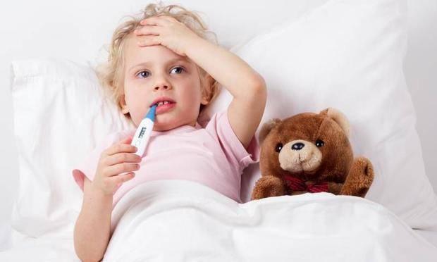 Kış Mevsiminde En Sık Gözlenen Çocuk Hastalıkları